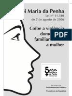 Cartilha Lei Maria Da Pena