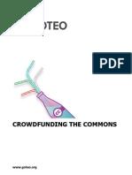 Goteo - Crowdfunding The Commons