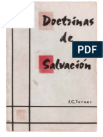 Doctrinas de Salvación J C Turner