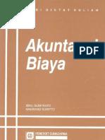 Ibnu Dan Bambang Gunadarma - Akuntansi Biaya