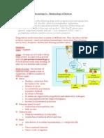 Endocrinology 8c Pharmacology of Oxytocin