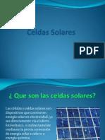 Celdas Solares