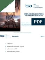 2. Operacion de Sistemas de Transmision de 500kV-REP