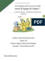 UTILERIAS PARA MANTENIMIENTO Y CORRECCION DE EQUIPO DE CÓMPUTO
