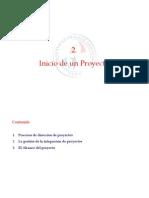 Direccion de Proyecto