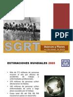 SGRT Avances y Planes