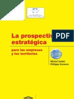 La Prospectiva Estrategica (UNESCO 2011)