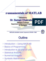 95539255 Fundamentals of Matlab Final