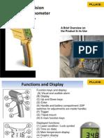 Fluke 572 Precision Infrared Thermometer