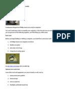 How to Assemble a Desktop PC
