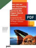 Ports Study Report
