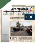 Buletin informativ ADR Centru, nr 11