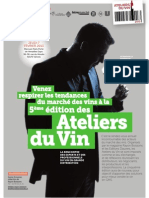 Programme Ateliers Du Vin 2013