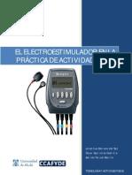 El electroestimulador en la práctica de actividad física