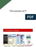 Perkembangan Teknologi Informasi - Jurusan Teknik Informatika