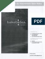 Présentation BAKE BIDEA