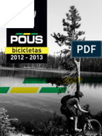 Bicicleta 2012-2013 - COMERCIAL POUS