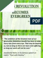 Green Revelution 22222222222