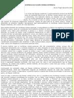 VISÃO DIACRÔNICA DA FLEXÃO VERBAL ROMÂNICA