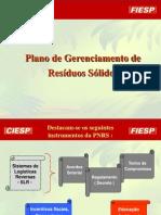 Plano de Gerenciamento Residuos Solidos