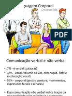 Tema 8 - Linguagem Corporal