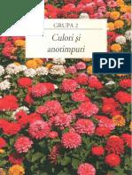 Gradinarit in Orice Anotimp - 2 - Culori Si Anotimpuri