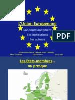 Presentacion de la UE
