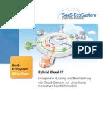 Erfolgreiche Nutzung und Bereitstellung von Cloud-Diensten zur Umsetzung innovativer Geschäftsmodelle