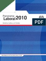 Panorama Laboral 2010 OIT