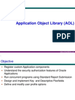EBS2-Application Object Library