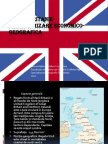Marea Britanie Caracterizare Economico Geografica