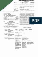 Method of generating a visual design (US patent 5535320)