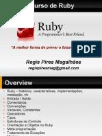 Mini-curso de Introdução à Linguagem Ruby