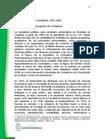 Historia Facultad de Ciencais Económicas