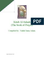kitab salat (how to pray in Islam).