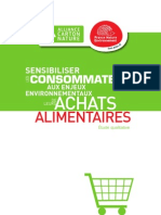 ACN_FNE Rapport Etude Consommation Responsable 2012