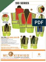 PSV PRO 200 Public Safety Vests