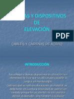ESLINGAS Y DISPOSITIVOS DE ELEVACIÓN - junio 07