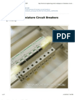 Purpose of Miniature Circuit Breakers (MCBs) _ EEP