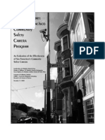 San Francisco Community Safety Camera Program