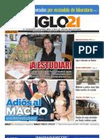 Siglo21 Edición 654
