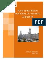 PLAN ESTRATÉGICO REGIONAL DE TURISMO AREQUIPA