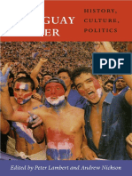 The Paraguay Reader edited by Peter Lambert and Andrew Nickson