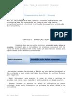 DIREITO PROCESSUAL CIVIL - TEORIA E EXERCÍCIOS P/ TRIBUNAIS