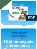 Catalogo de EDAI