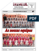 Boletim Informativo Sequeira Voleibol nº 86