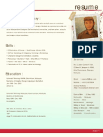 Resume 2012 Web