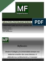 Manual de Multiplos Financieros