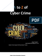 A to Z of Cyber Crime