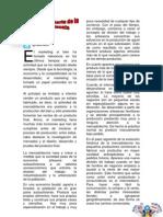 Articulo Historia de La Mercadotecnia